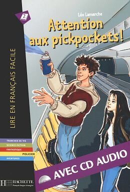 Attention aux pickpockets !