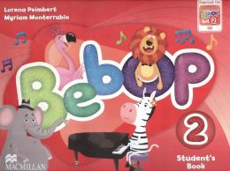 BEBOP 2 STUDENTS BOOK PACK