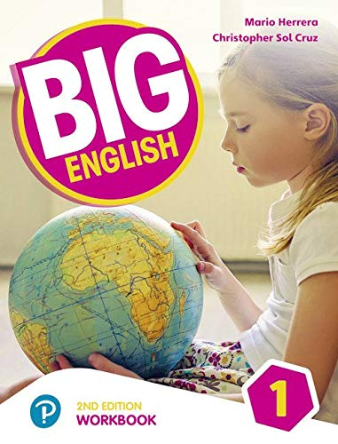 Big English 1 - Workbook + Cd - American Edition - 2nd Ed