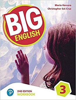 Big English 3 - Workbook + Cd - American Edition - 2nd Ed
