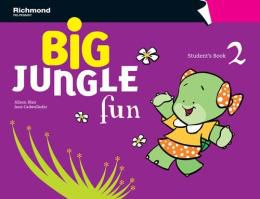 BIG JUNGLE FUN 2 SB + MULTI-ROM + POP-OUTS + STICKERS