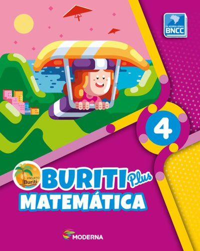 BURITI PLUS - MATEMÁTICA - 4º ANO - ENSINO FUNDAMENTAL I - 4º ANO