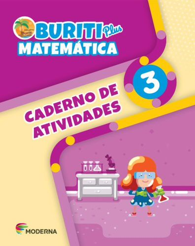 BURITI PLUS - MATEMÁTICA - ENSINO FUNDAMENTAL I - 3º ANO - ENSINO FUNDAMENTAL I - 3º ANO