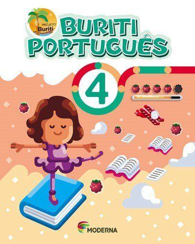 Buriti - Português - 4º Ano - 4ª Ed. 2017