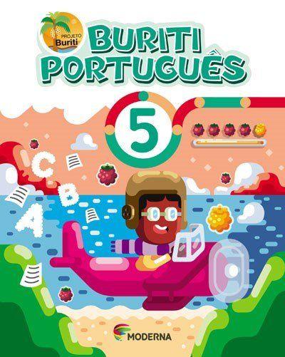 Buriti - Português - 5º Ano - 4ª Ed. 2017