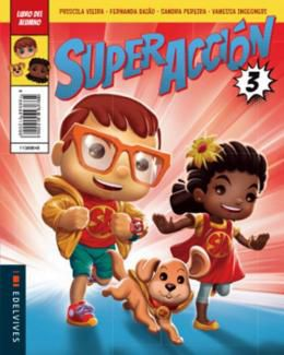 Cjm - Superaccion - Volume 3