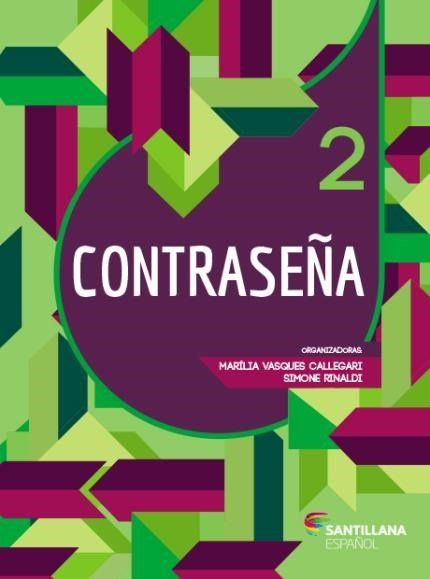 Contraseña 2 - Libro Del Alumno + Multirom + Libro Digital Interactivo + App