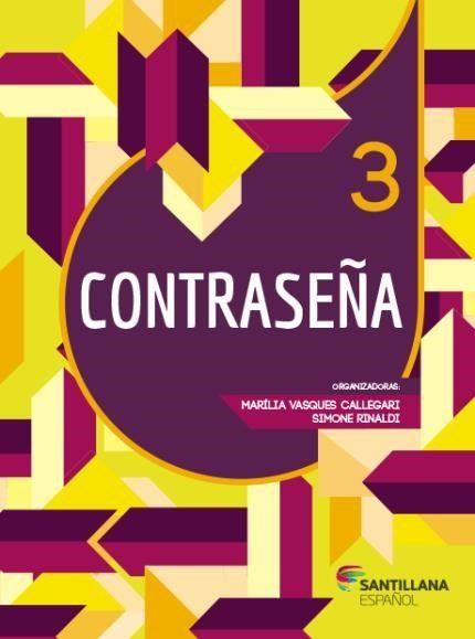 Contraseña 3 - Libro Del Alumno + Multirom + Libro Digital Interactivo + App
