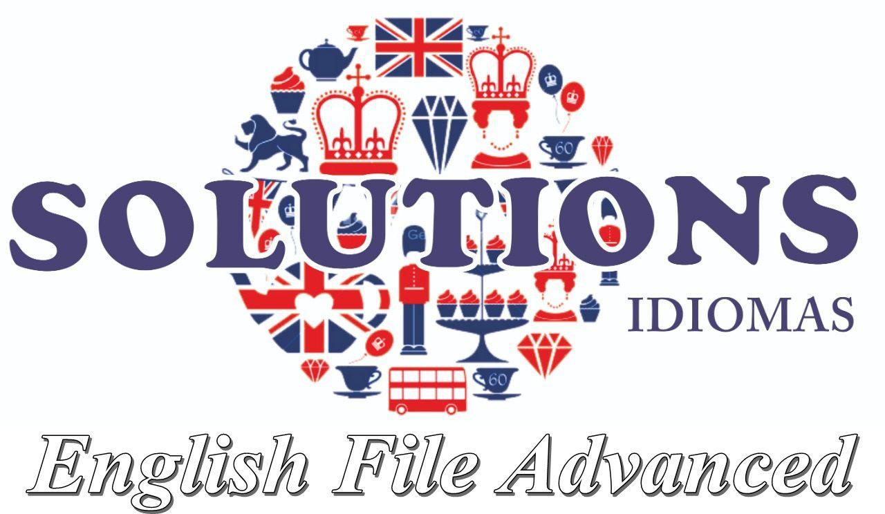 English File Advanced 3ed