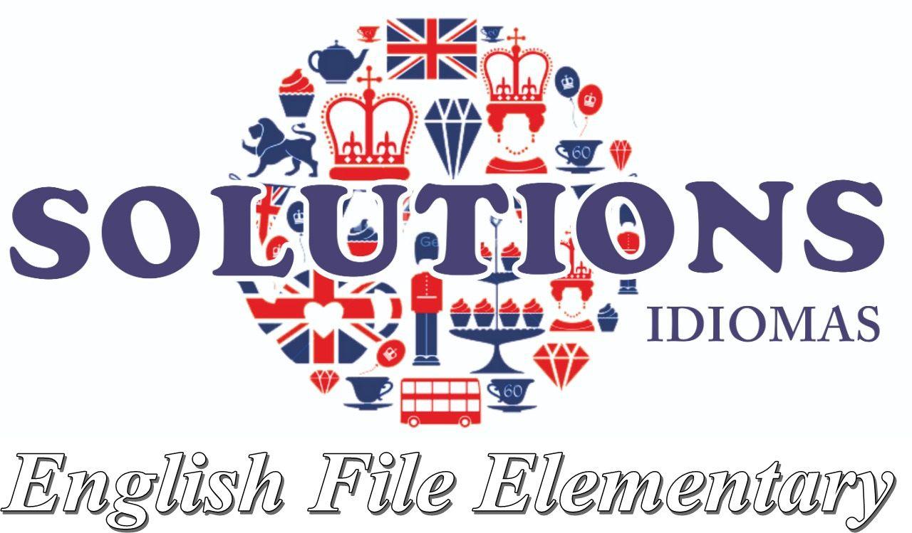 English File Elementary 3ed