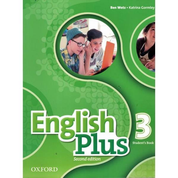 English Plus 3 Sb - 2nd Ed