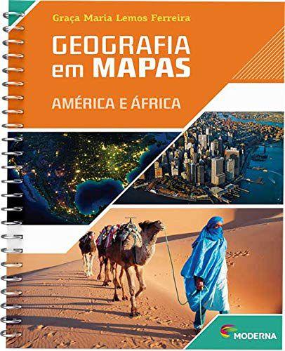 Geografia em Mapas. América e África