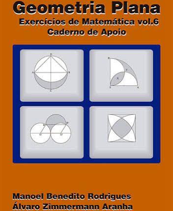 Geometria Plana - Caderno de Apoio - 1 Ano