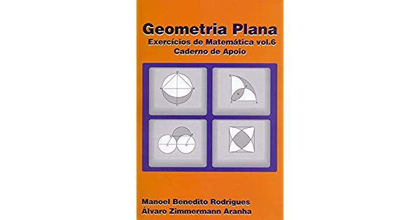 Geometria Plana Ensino Médio. Caderno de Apoio - Volume 6