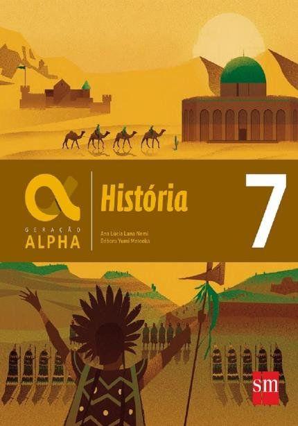 Geração Alpha - História 7º Ano