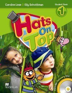 Hats On Top 1 - Student's Book And Discovery CD