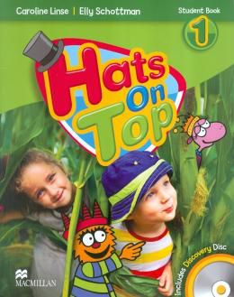 Hats on Top 1 students book