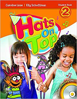 Hats on Top 2 students book