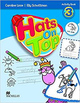 Hats On Top - Volume 3 Workbook