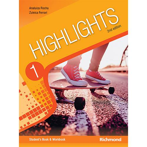 Highlights 1: Student's Book and Workbook