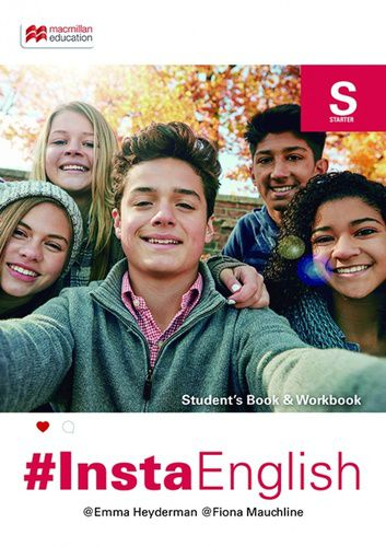 #INSTAENGLISH - STUDENT'S BOOK AND WORKBOOK - STARTER