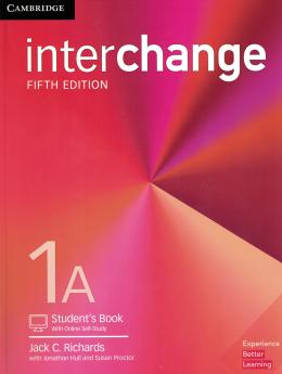 Interchange 5ed 1 sb A w/ online self-study