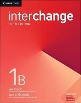 INTERCHANGE 5ED 1 WB B