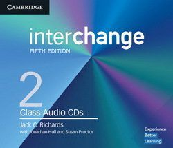 INTERCHANGE 5ED 2 CLASS CD
