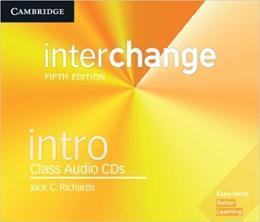 INTERCHANGE 5ED INTRO CLASS CD