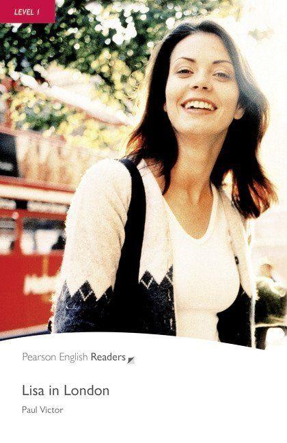 Lisa In London 1 Pack CD - Penguin Readers - 2Nd Ed.