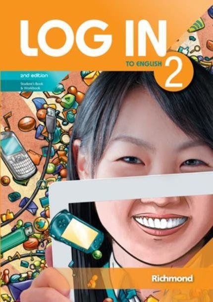 Log In To English 2 - 6º Ano - 2ª Ed. 2013