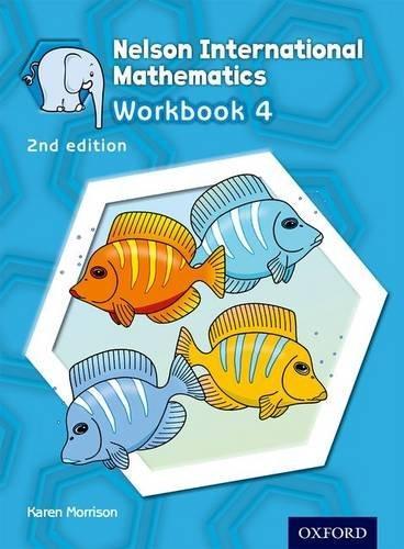 Nelson International Mathematics 2nd edition Workbook 4