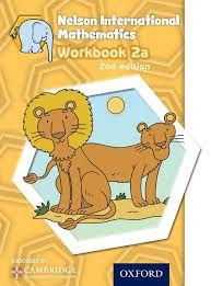 Nelson International Mathematics Workbook 2a