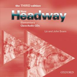 New Headway Elementary CD