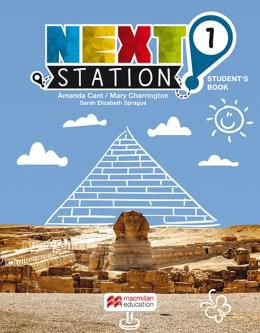 Next Station 1 - Student´s Book & Clil