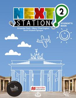 Next Station 2 - Student´s Book & Clil With Bulb