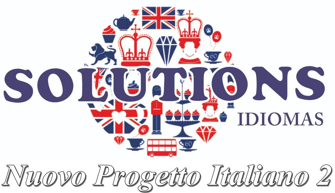Nuovo Progetto Italiano 2 - libro delle studente