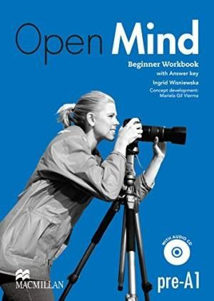 Open Mind Workbook (+ CD-Beginners -A1 /+ Key): Beginner Workbook With Answer key