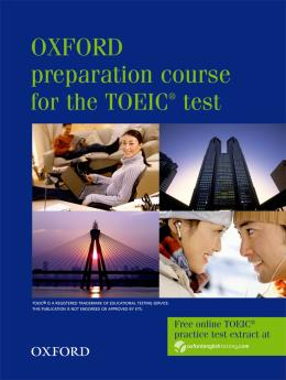 AN OXFORD PREPARATION COURSE FOR THE TOEIC - SB