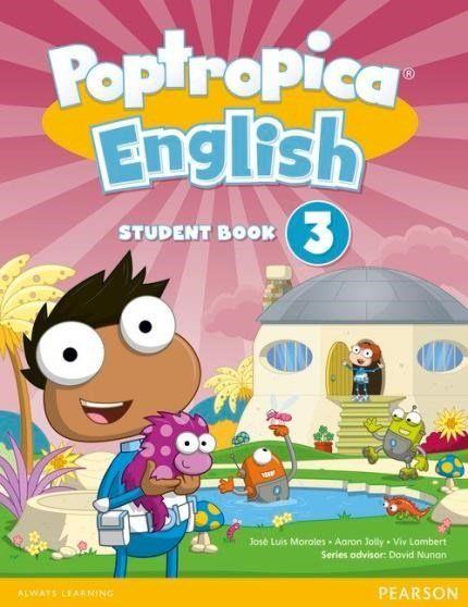 Poptropica English American Edition 3 Student Book