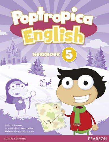 Poptropica English American Edition 5 Workbook
