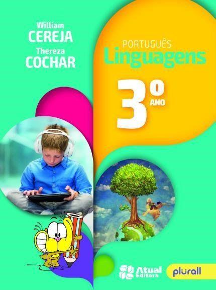 Português Linguagens - 3º Ano - 6ª Ed. 2017