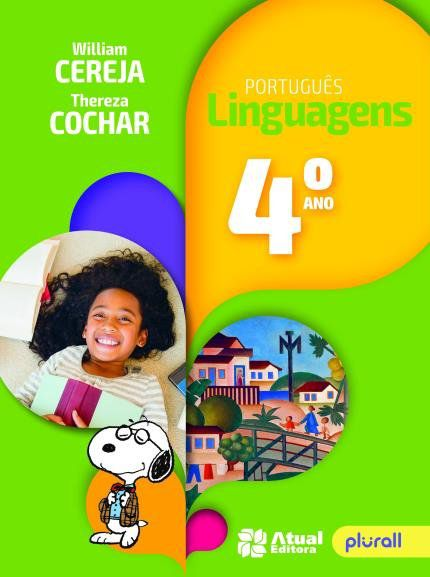 Português Linguagens - 4º Ano - 6ª Ed. 2017