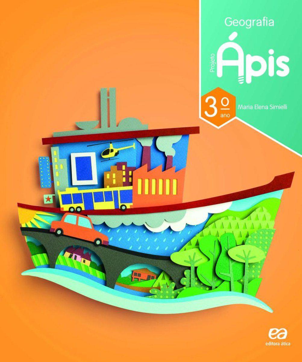 Projeto Ápis - Geografia - 3º Ano