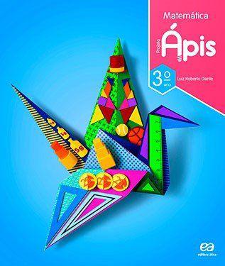 Projeto Ápis - Matemática - 3º Ano - 3ª Ed. 2018