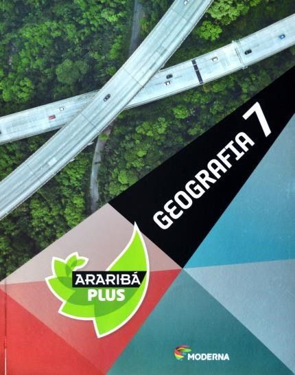Projeto Araribá Plus - Geografia - 7º ano - 4º Ed. 2014