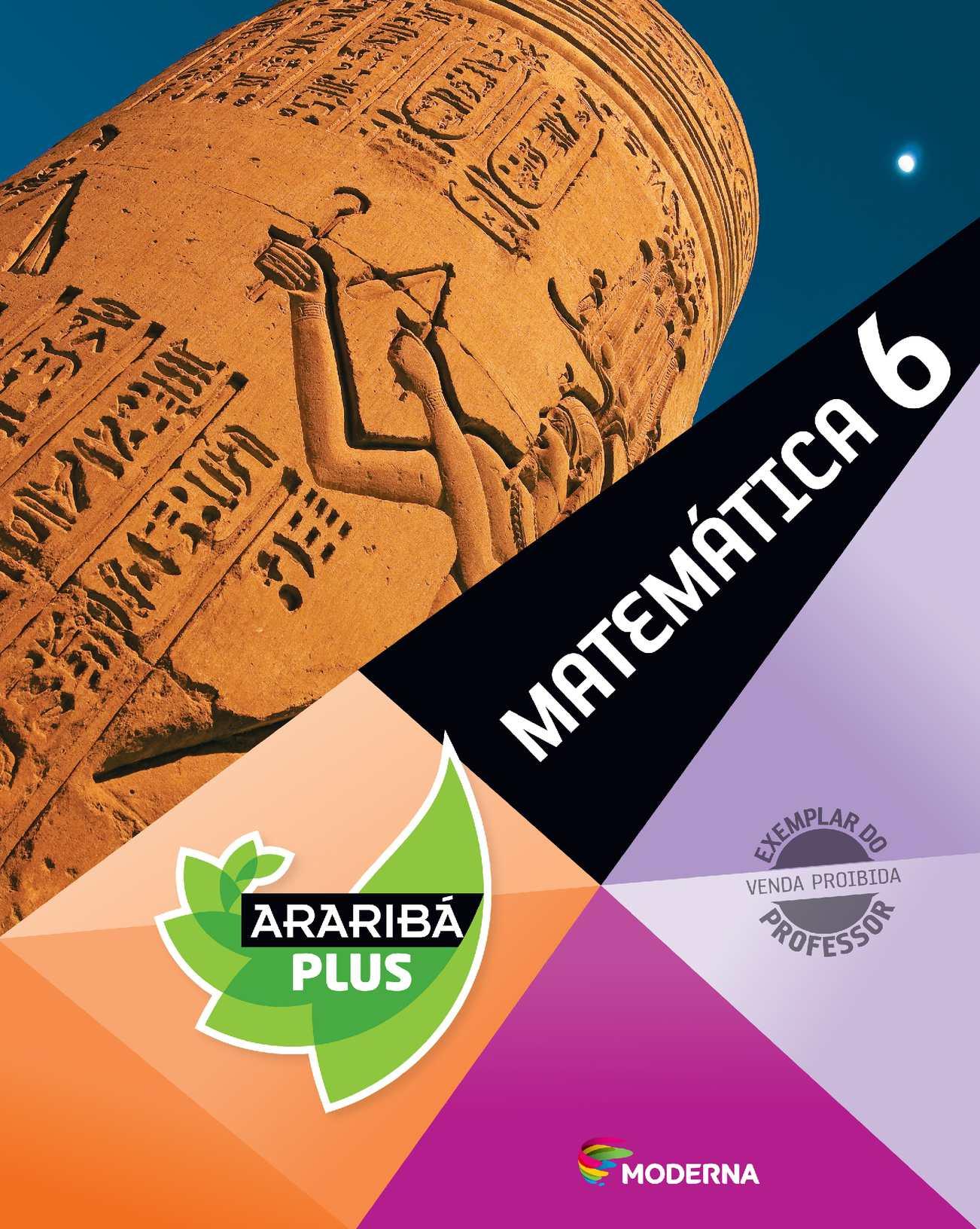 Projeto Araribá Plus - Matemática - 6º ano - 4ª Ed. 2014