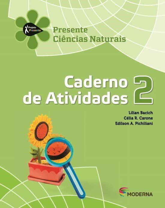 Projeto Presente - Ciências Naturais - Caderno De Atividades - 2º Ano - 4ª Edição