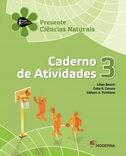 Projeto Presente - Ciências Naturais - Caderno De Atividades - 3º Ano - 4ª Edição