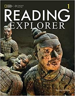 Reading Explorer 1. Student Book